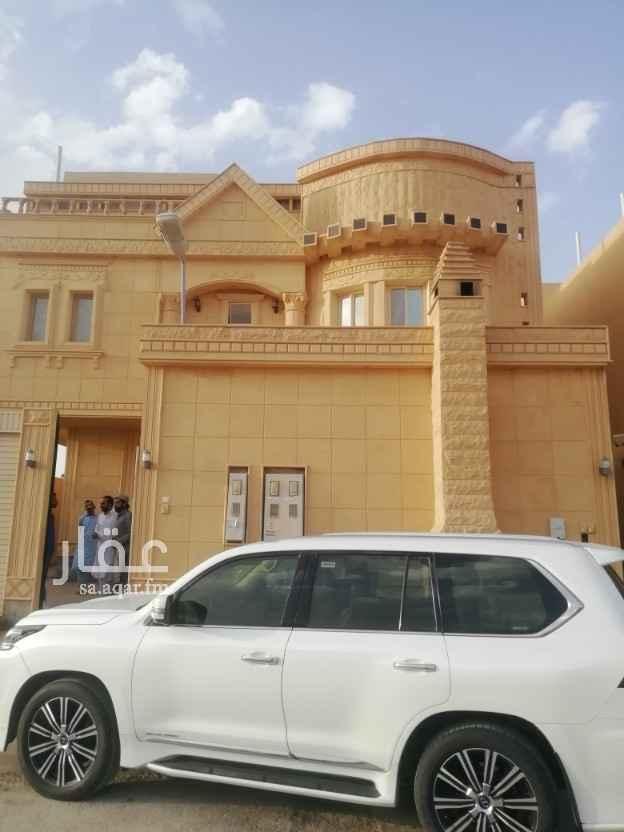 فيلا للإيجار في طريق نجم الدين الأيوبي الفرعي ، حي ظهرة نمار ، الرياض ، الرياض