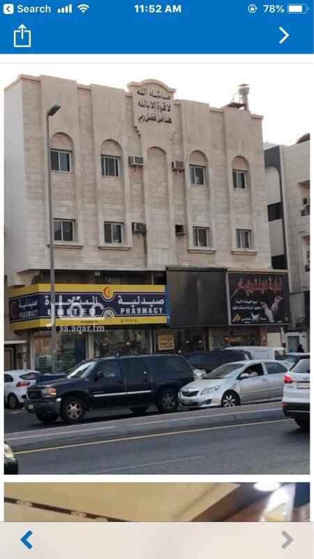 شقة للإيجار في طريق الامير متعب بن عبدالعزيز ، حي الصفا ، جدة