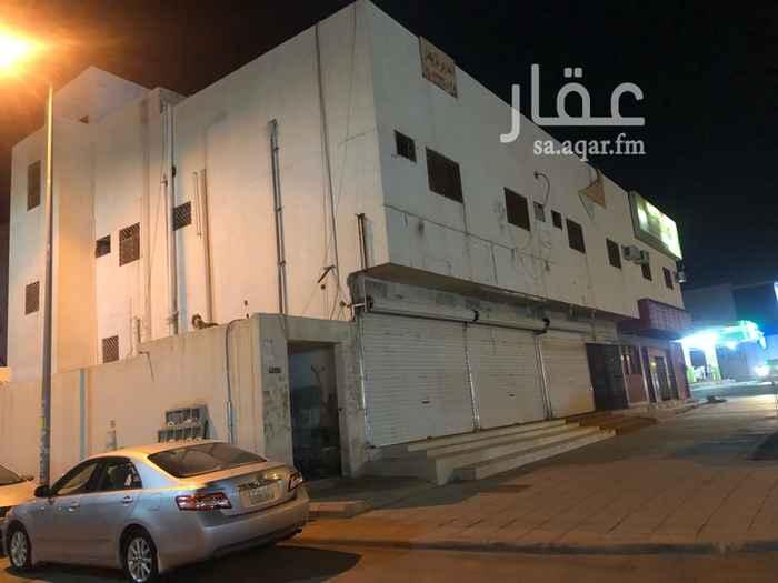 مكتب تجاري للإيجار في شارع المدينة المنورة ، حي السويدي الغربي ، الرياض