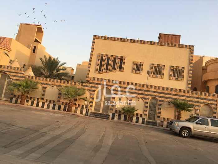 فيلا للبيع في شارع المنجي ، حي اليرموك ، الرياض