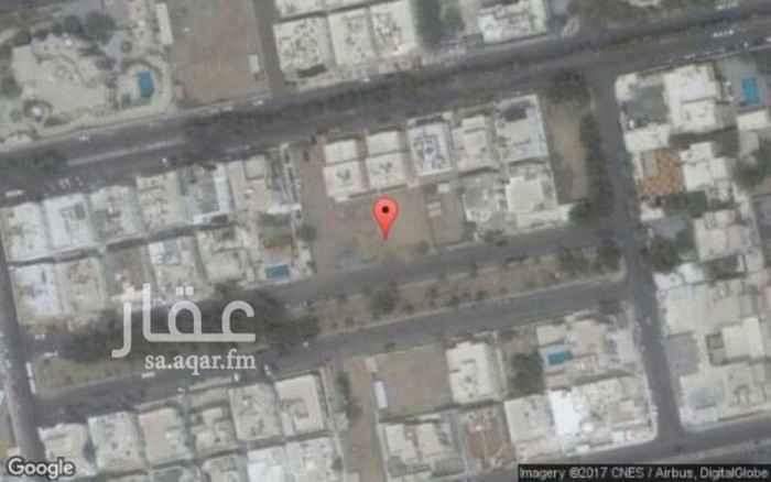 أرض للبيع في شارع اسماعيل الرازي ، حي المحمدية ، جدة