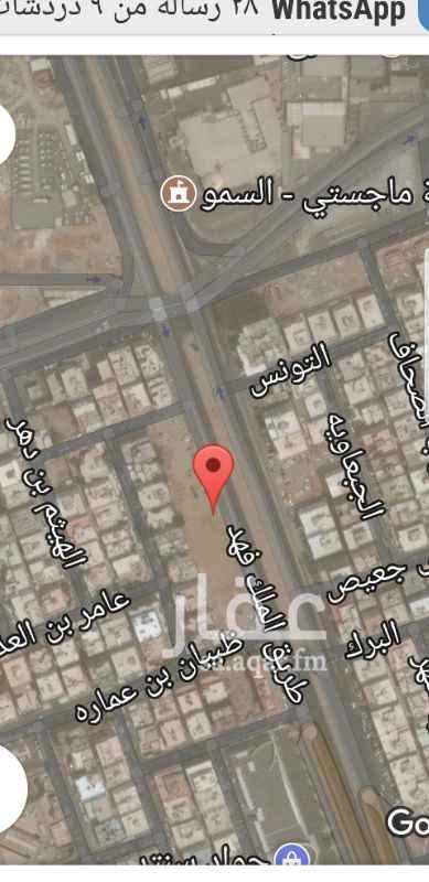 أرض للإيجار في طريق الملك فهد ، حي النزهة ، جدة