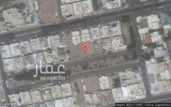 أرض للإيجار في شارع سراج بن عبدالملك ، حي ابحر الجنوبية ، جدة