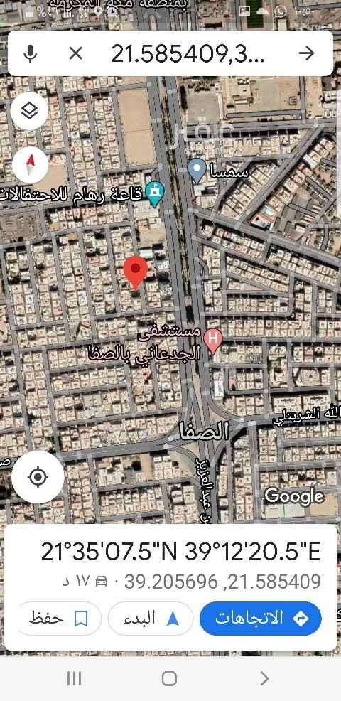 أرض للبيع في شارع ابن منادر ، حي الصفا ، جدة ، جدة