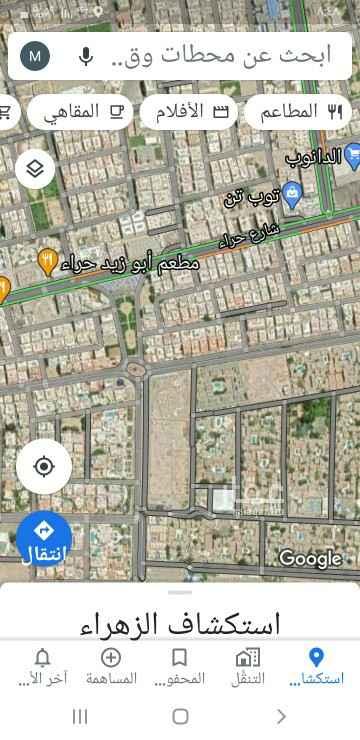 عمارة للبيع في شارع عصية الاسدي ، حي الزهراء ، جدة ، جدة