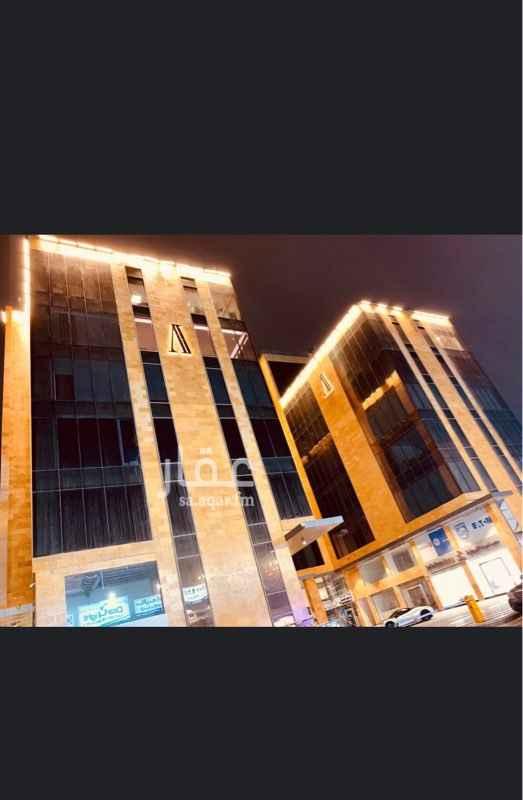 مكتب تجاري للإيجار في شارع البلدية ، حي العزيزية ، جدة ، جدة