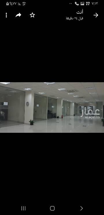 مكتب تجاري للإيجار في طريق الثمامة ، حي الربيع ، الرياض