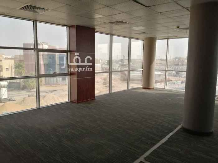 مكتب تجاري للإيجار في طريق صلاح الدين الأيوبي ، حي الملز ، الرياض ، الرياض