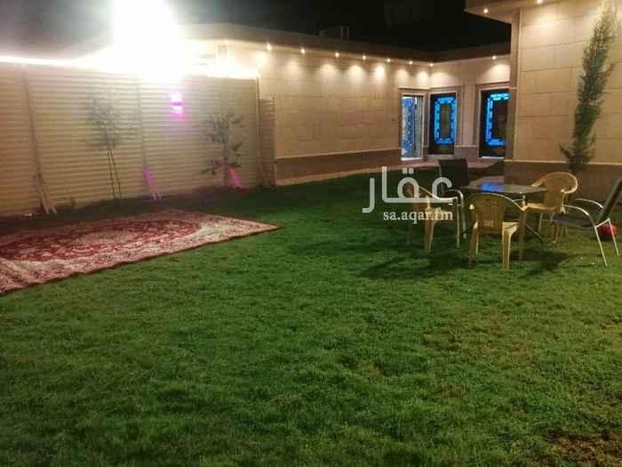 استراحة للإيجار في شارع وادي فاطمة ، ضاحية نمار ، الرياض