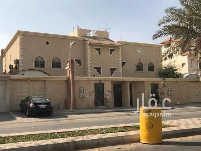 فيلا للبيع في شارع علي المروزي ، حي غرناطة ، الرياض ، الرياض