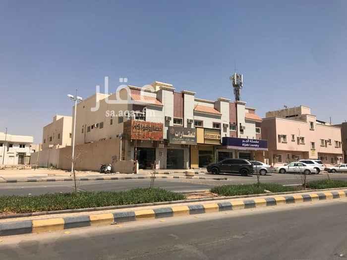 عمارة للبيع في شارع الحوية ، حي الخزامى ، الرياض