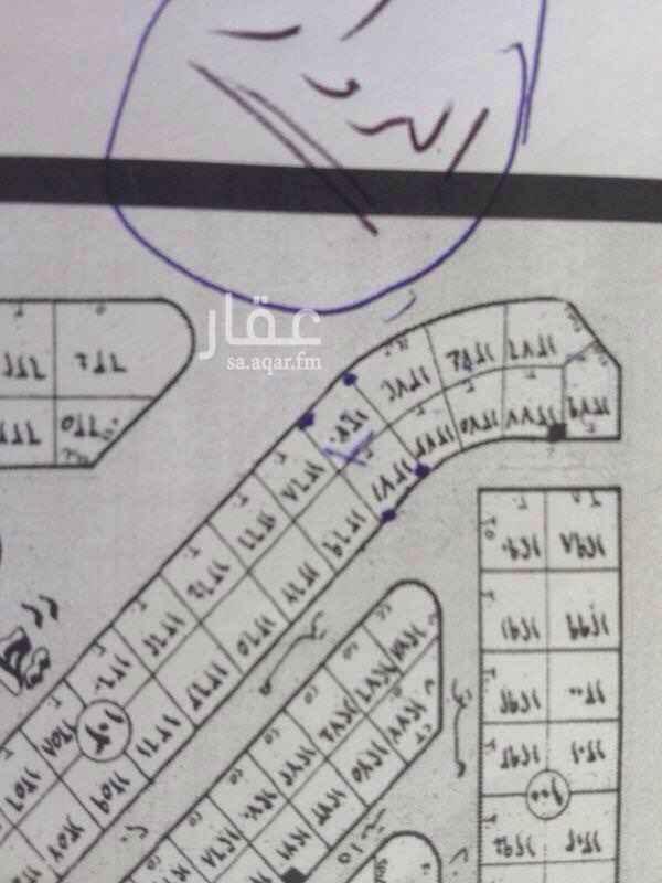 أرض للبيع في شارع رابغ ، حي الصحافة ، الرياض