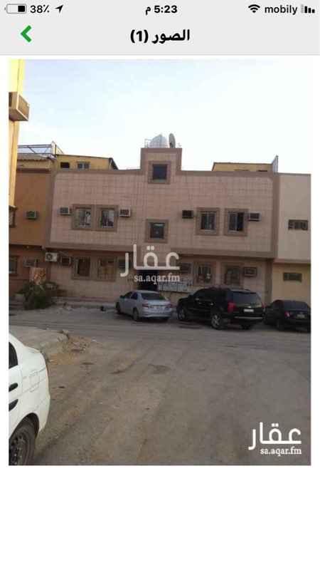 عمارة للإيجار في شارع المستجدة ، حي اليمامة ، الرياض