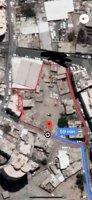 أرض للبيع في الطريق الدائري الثاني ، حي الخالدية ، مكة