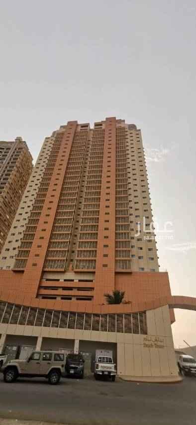 شقة للبيع في شارع محمد المحبي ، حي الشاطئ ، جدة