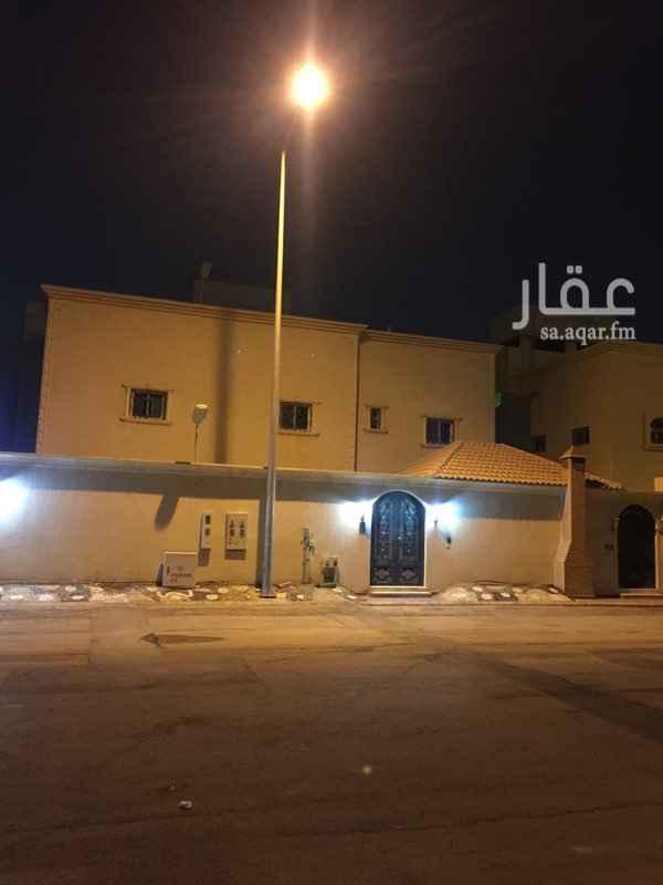 شقة للإيجار في شارع ابي بكر الخوارزمي ، حي العقيق ، الرياض