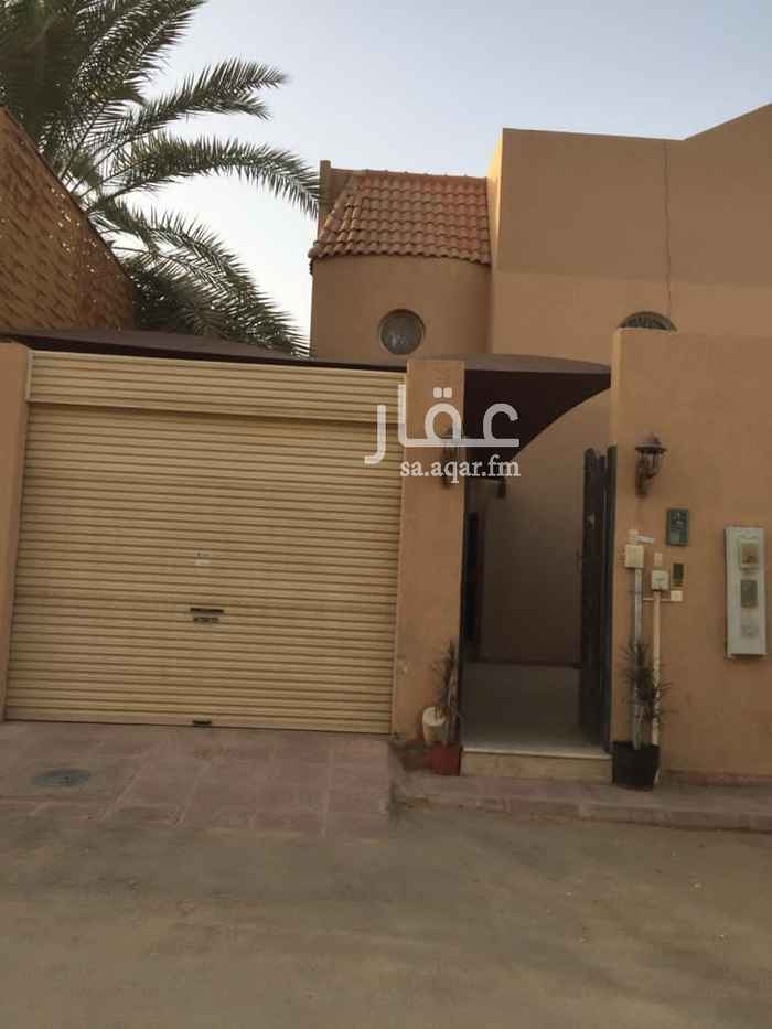 فيلا للإيجار في شارع المناجيم ، حي الصحافة ، الرياض ، الرياض