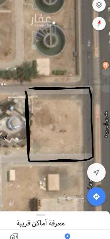 أرض للبيع في حي المروة ، جدة