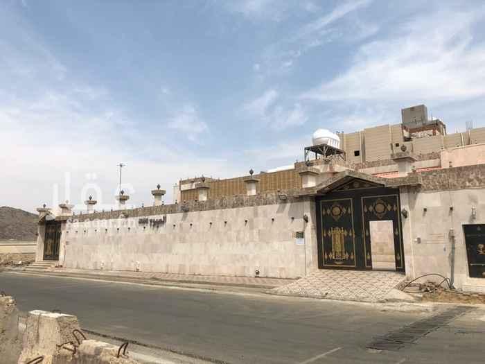 استراحة للبيع في طريق مكة جدة القديم ، حي الحمراء وأم الجود ، مكة ، مكة المكرمة