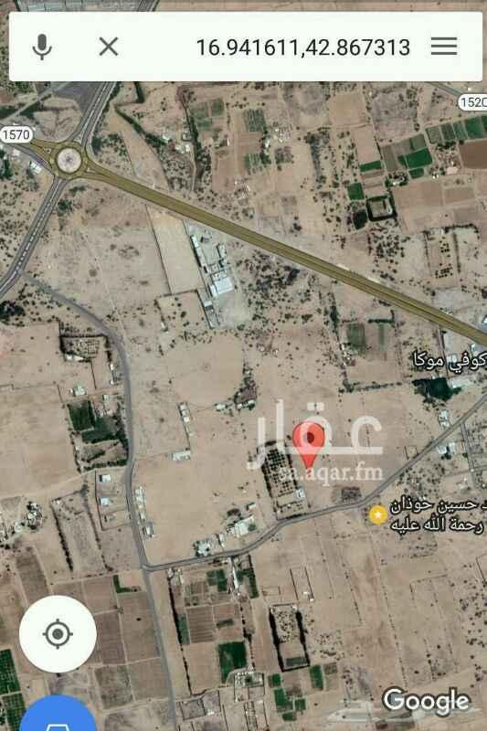 مزرعة للبيع في أبو عريش