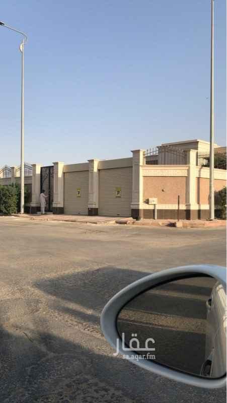 استراحة للبيع في شارع عبدالعزيز الفريح, المناخ, الرياض