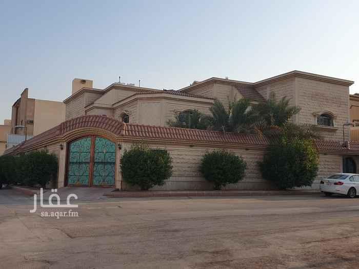 فيلا للبيع في شارع خالد بن الوليد ، حي غرناطة ، الرياض