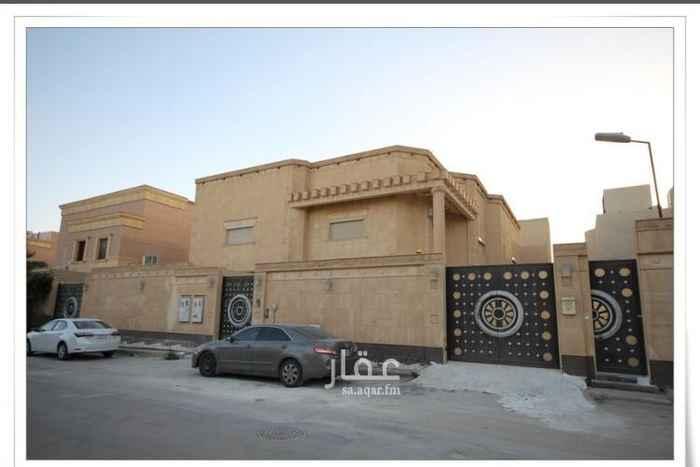 فيلا للبيع في شارع الامام ابراهيم بن سباع ، حي الياسمين ، الرياض ، الرياض
