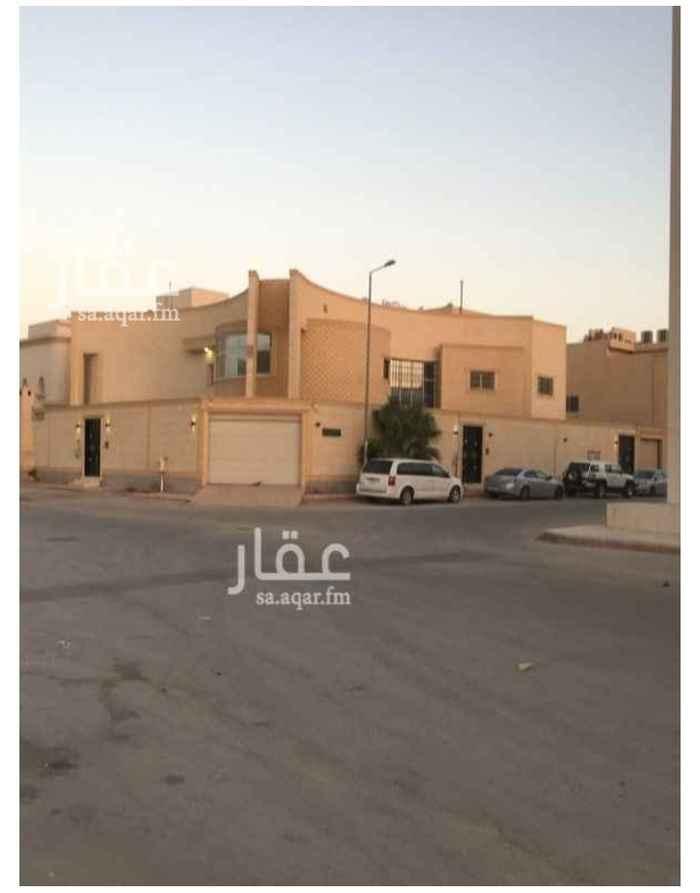 فيلا للبيع في طريق الإمام عبدالله بن سعود بن عبدالعزيز ، حي الحمراء ، الرياض ، الرياض