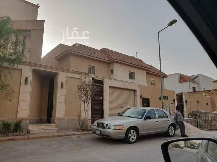 فيلا للبيع في شارع الادب ، حي الصحافة ، الرياض ، الرياض