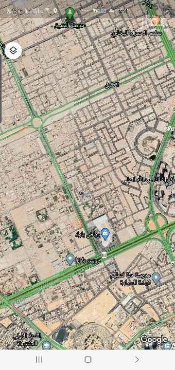 أرض للبيع في شارع النقاح ، حي العقيق ، الرياض ، الرياض