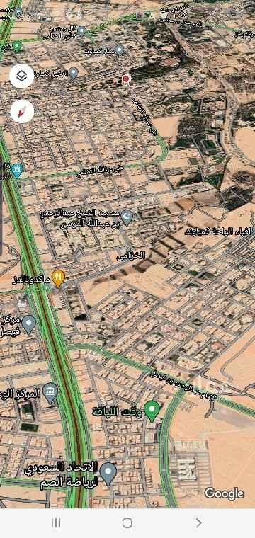 أرض للبيع في شارع اجياد ، حي الخزامى ، الرياض ، الرياض