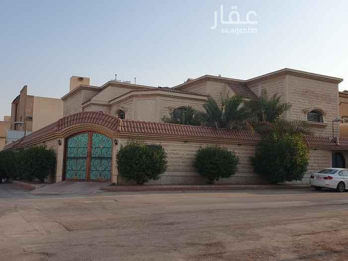 فيلا للبيع في شارع خالد بن الوليد ، حي غرناطة ، الرياض ، الرياض