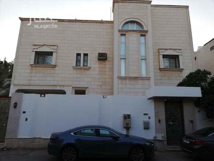 فيلا للإيجار في شارع يحيى بن النجار ، حي العليا ، الرياض ، الرياض