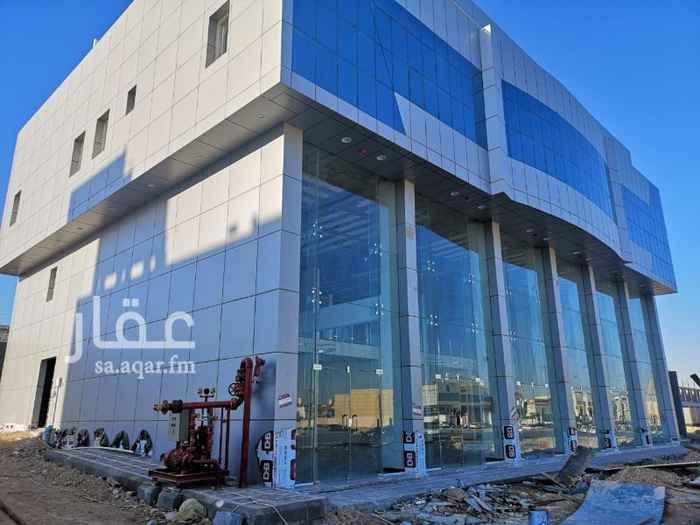 عمارة للإيجار في طريق الملك سلمان ، حي القيروان ، الرياض