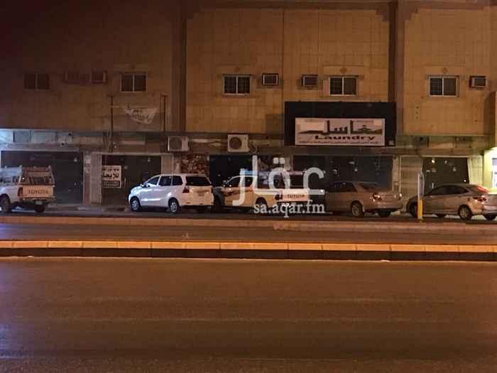 محل للإيجار في شارع عامر بن عوف ، حي اشبيلية ، الرياض