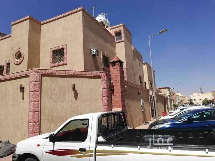 دور للإيجار في شارع الوهراني ، حي اليرموك ، الرياض