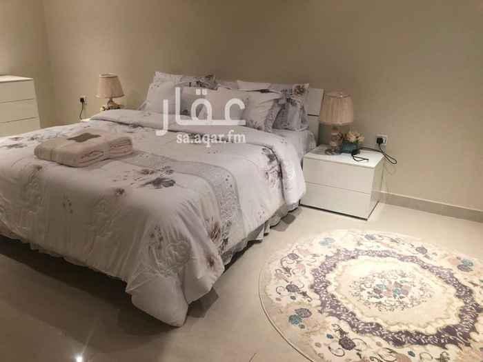 شقة للإيجار في شارع ابي معاذ الانصاري ، حي الربيع ، الرياض