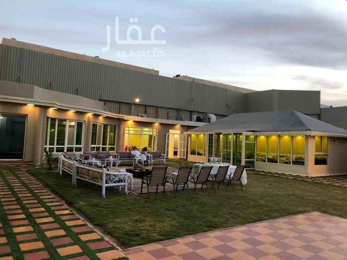 استراحة للإيجار في شارع الهواشلة ، حي اليرموك ، الرياض