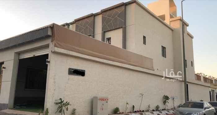 فيلا للإيجار في شارع نجم الدين الأيوبي الفرعي ، حي طويق ، الرياض ، الرياض