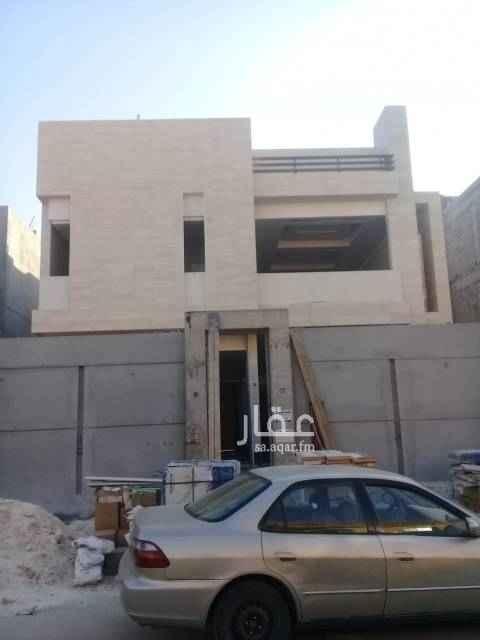 فيلا للبيع في شارع بطحان ، حي الصحافة ، الرياض