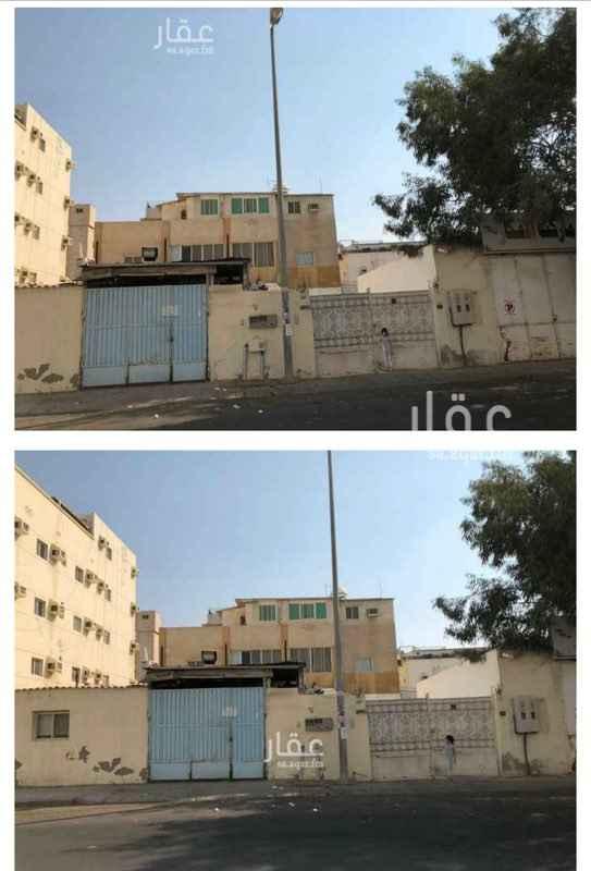 أرض للبيع في شارع العين الزرقاء ، حي مشرفة ، جدة ، جدة