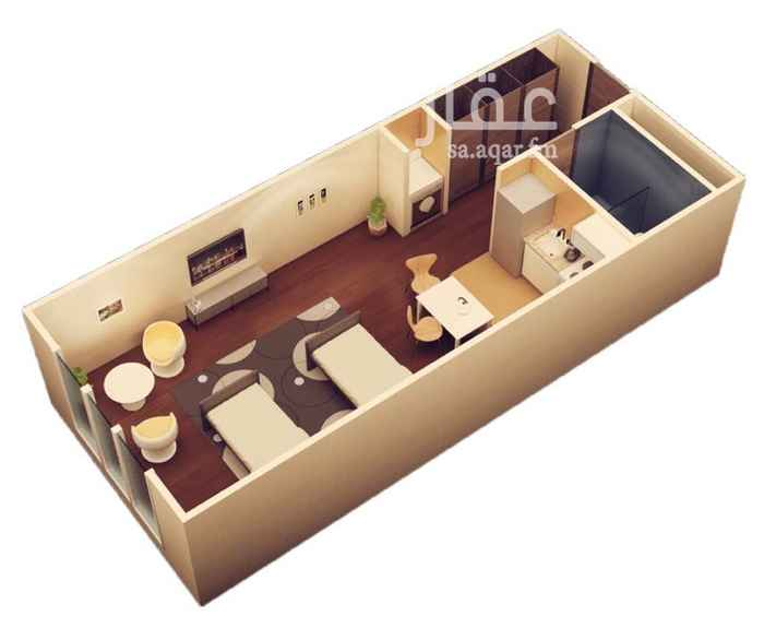 شقة للإيجار في طريق الملك خالد ، الدرعية ، الرياض