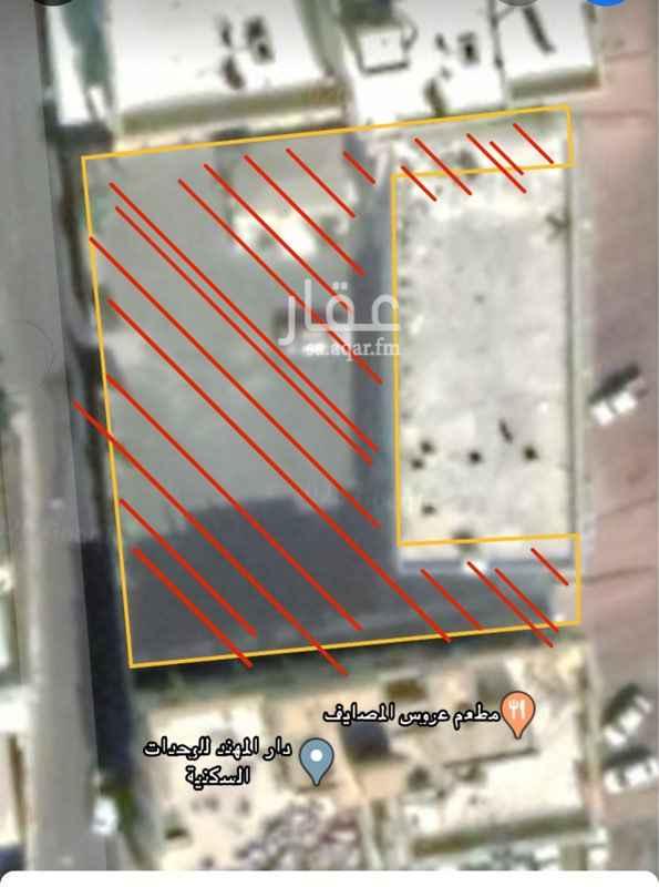 أرض للإيجار في شارع عمر بن عبدالعزيز ، حي أم العراد ، الطائف ، الطائف