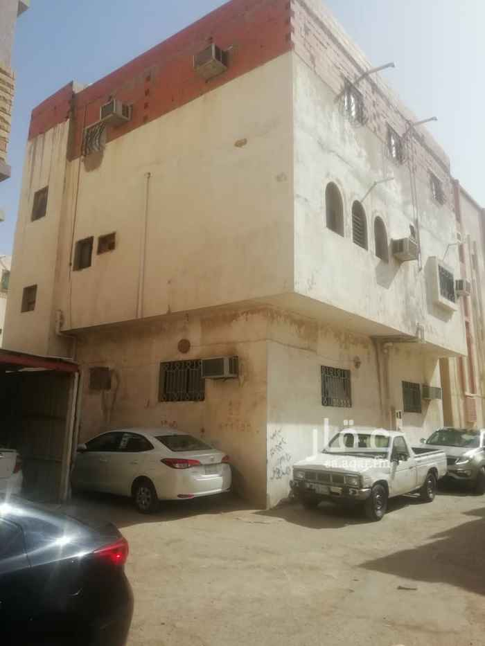 عمارة للبيع في شارع امين تقي الدين ، حي النزلة اليمانية ، جدة ، جدة