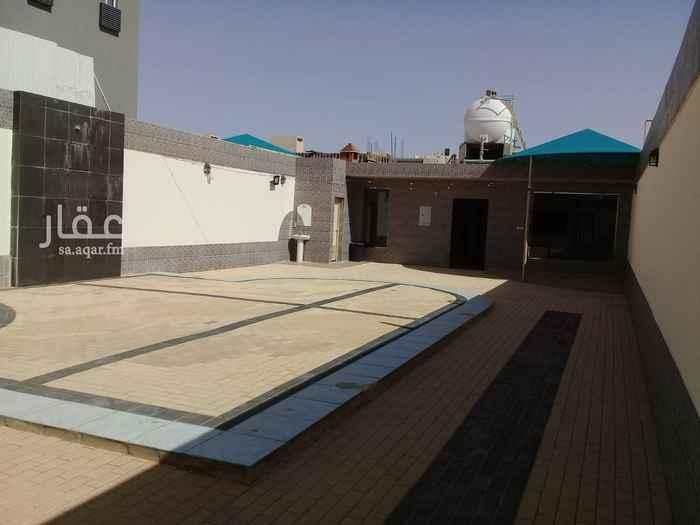استراحة للإيجار في الرياض ، حي القيروان ، الرياض
