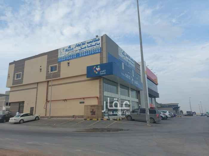 عمارة للإيجار في حي ، طريق الثمامة ، حي النرجس ، الرياض ، الرياض