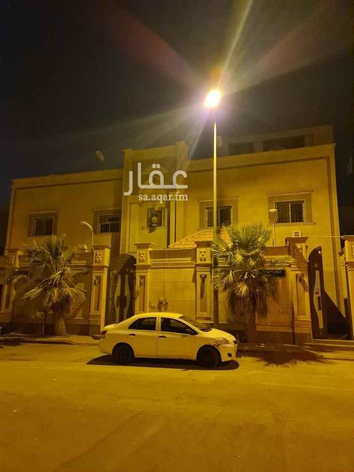 دور للإيجار في شارع البحيرات ، حي الملقا ، الرياض ، الرياض