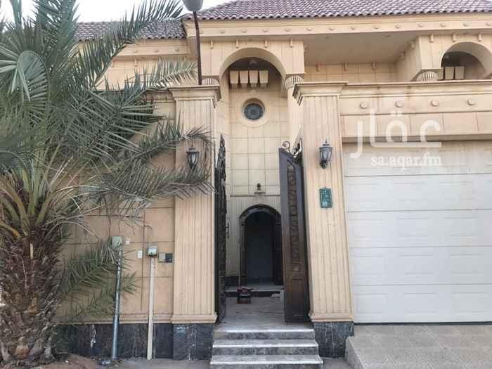 فيلا للإيجار في شارع الفواز ، حي الوادي ، الرياض