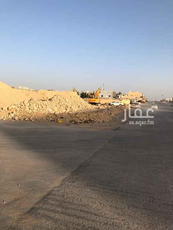 أرض للإيجار في طريق الأمير محمد بن سعد بن عبدالعزيز ، الرياض