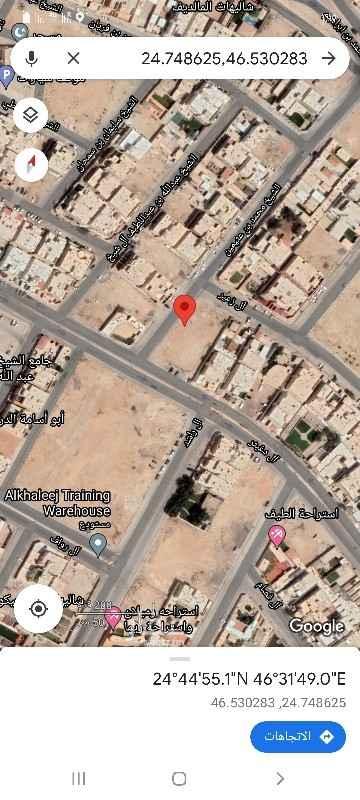 أرض للبيع في حي الدرعية الجديدة ، الرياض ، الرياض